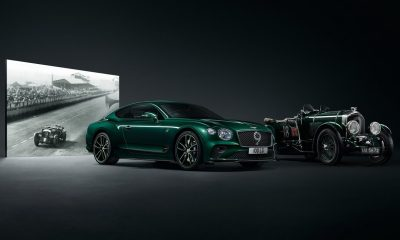 Bentley Continental GT Number 9 by Mulliner