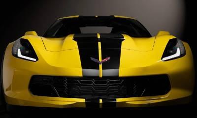 Hertz Anniversary Edition Chevrolet Corvette Z06