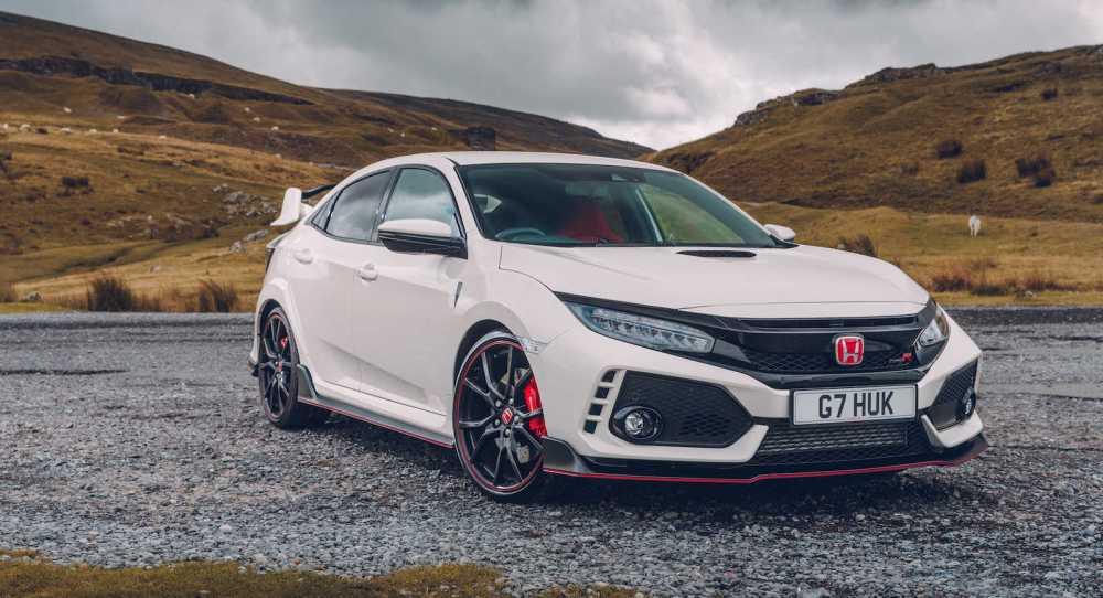 Honda Civic Type R Hybrid