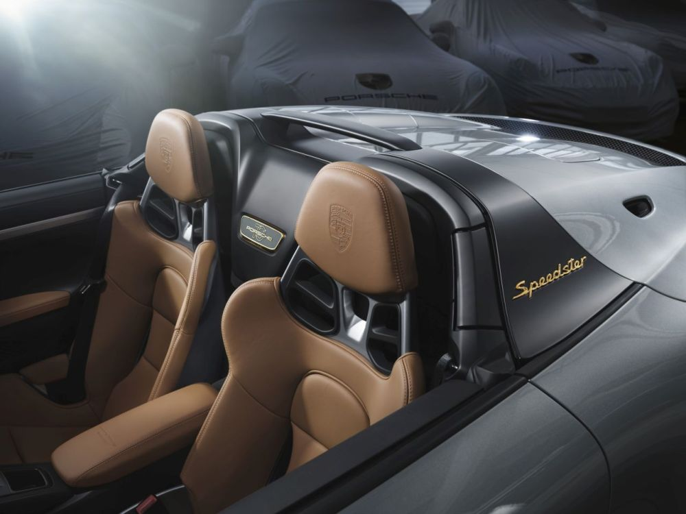 2019 Porsche 911 Speedster Heritage Design Package-1