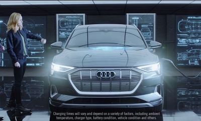 Audi e-tron Sportback-Avengers Endgame