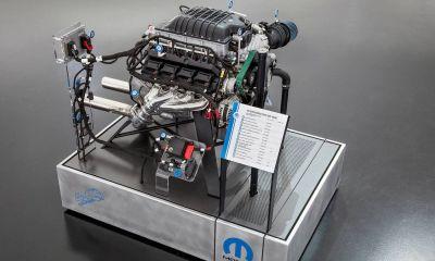 Dodge-Mopar-426-Supercharged-Hellephant-Engine