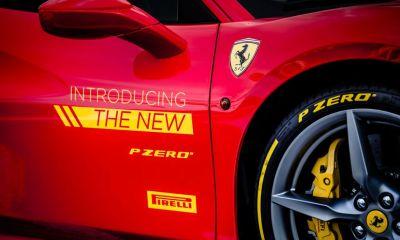 Pirelli P Zero Corsa-Ferrari-tire