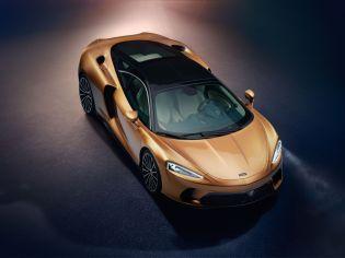 2020-McLaren GT-4