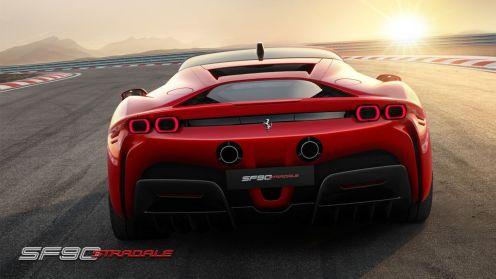 Ferrari SF90 Stradale-plug-in-hybrid-supercar-3