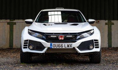 Honda Civic Type OveRland-Off-road-rally-car-1