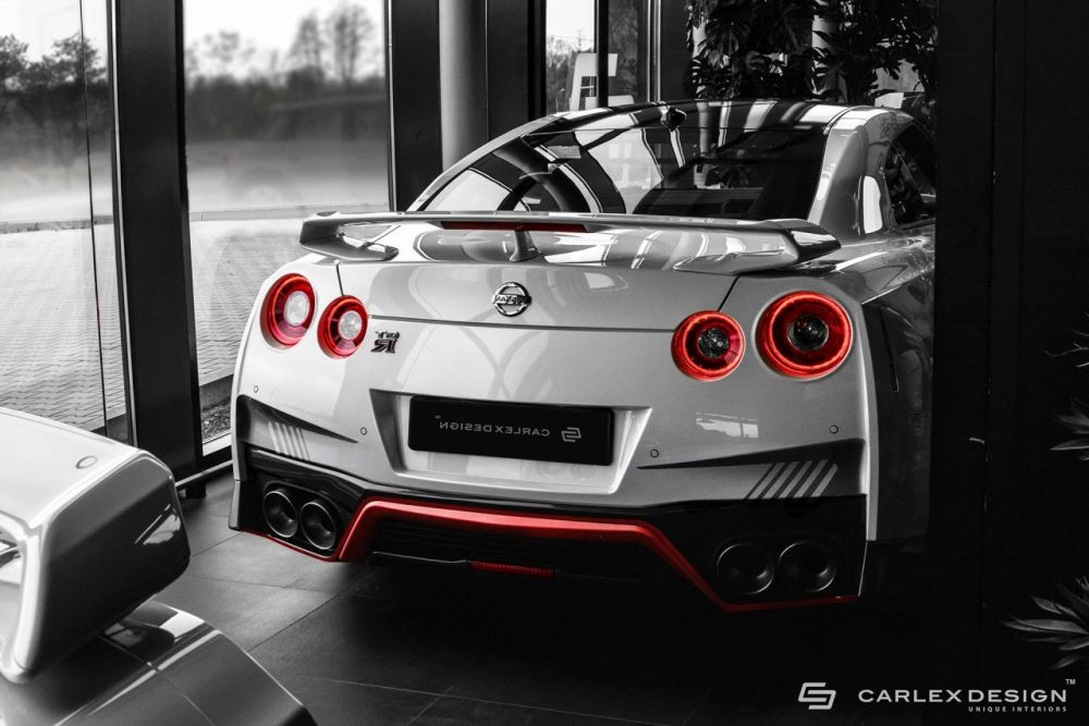 Nissan GT-R Godzilla-Carlex Design-2