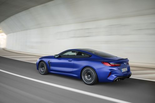 2019 BMW M8 Competition-2