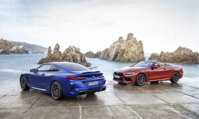 2019 BMW M8-Coupe-Convertible-Competition