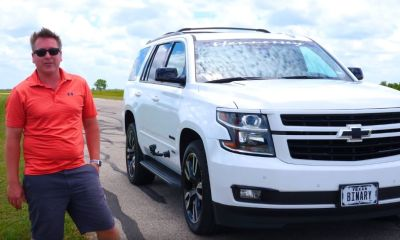 Chevrolet Tahoe-Hennessey HPE500-donuts