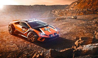Lamborghini Huracan Sterrato Concept-1