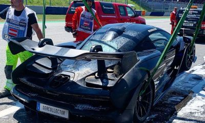 McLaren-Senna-Fire-Austrian-GP-Gercollector
