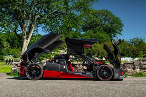 Pagani Huayra Tempesta-for-sale-Miller Motor Cars-4