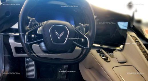 2020 Chevrolet Corvette C8-interior-dashboard-1