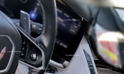 2020 Chevrolet Corvette C8-interior-dashboard-4