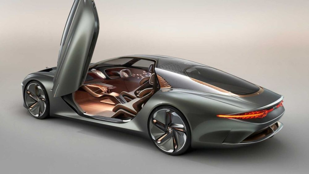 Bentley EXP 100 GT Concept-4