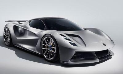 Lotus Evija-Electric Hypercar-1