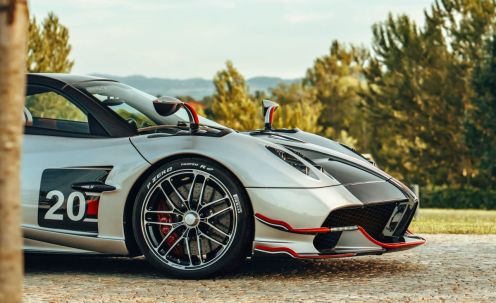 Pagani Huayra BC Roadster-2019 Pebble Beach-5