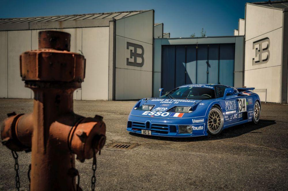 Bugatti EB110-1