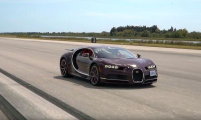 Bugatti Chiron-standing-mile-top-speed