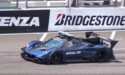 Pagani Zonda R-Safety Car-Suzuka-2019