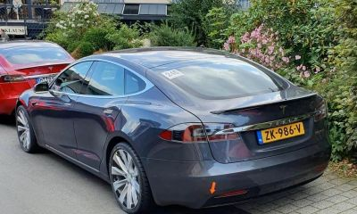 Tesla Model-S-Nurburgring