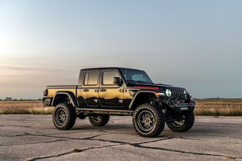 Hennessey Maximus Jeep Gladiator-2