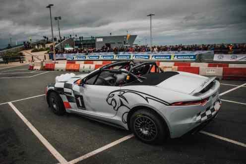 Jaguar F-TYPE Rally Car-Wales Rally GB-3