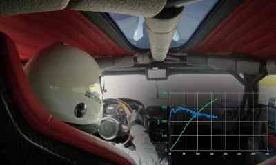 Koenigsegg Regera-0-400-0-record run-onboard