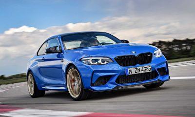 2020 BMW M2 CS-LA Auto Show-1