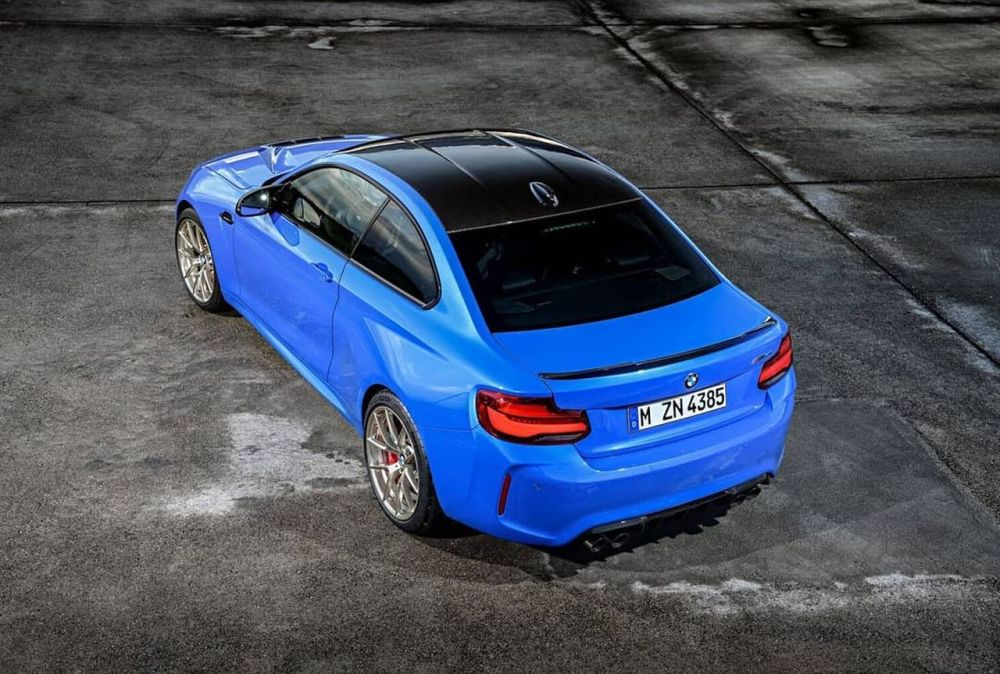 2020 BMW M2 CS-leaked images-3