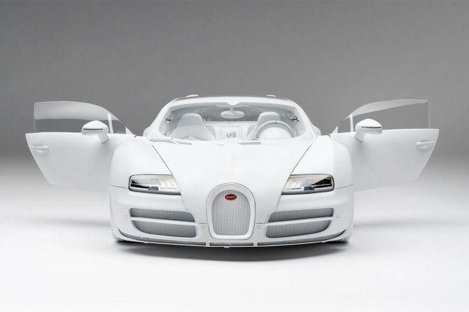 Amalgam Bugatti Veyron Grand Sport Vitesse-scale-model-3