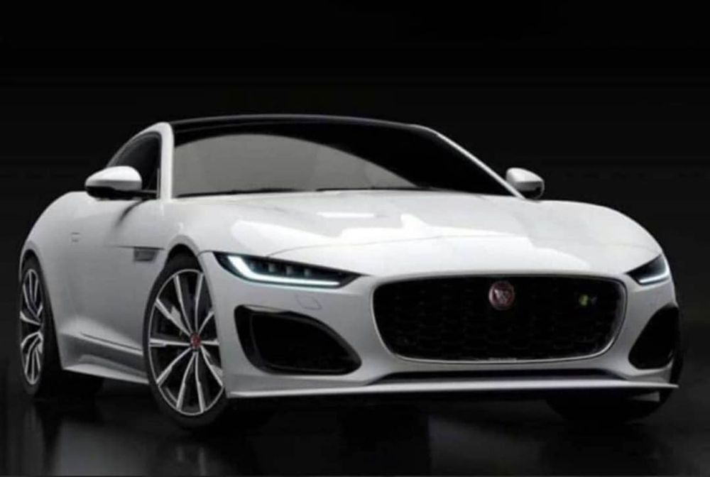 Jaguar F-Type facelift-coupe-convertible-leaked-images-3