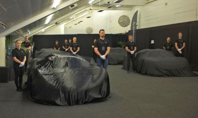 Koenigsegg Geneva hypercar line up teaser