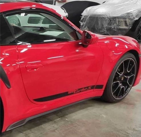 2021 Porsche 911 Turbo S 992 Red-Leaked-image-2