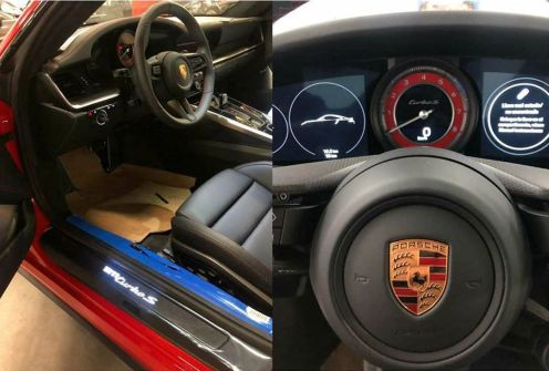 2021 Porsche 911 Turbo S 992 Red-Leaked-image-4