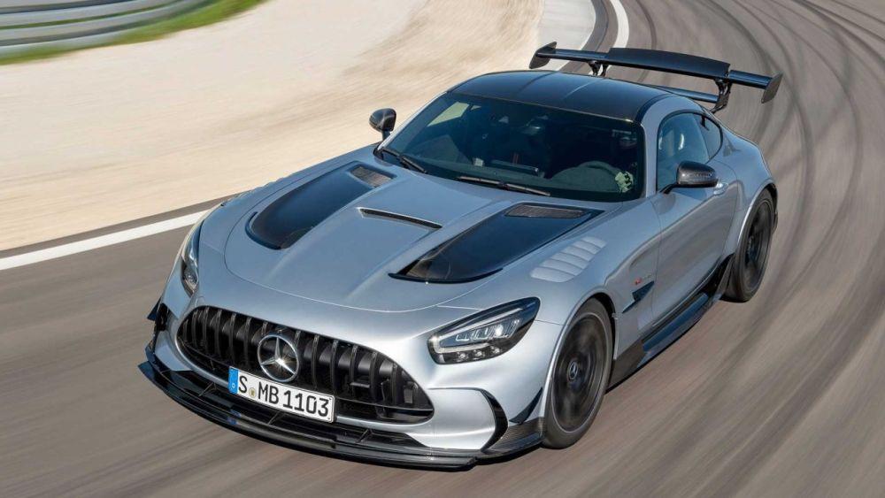 Mercedes-AMG GT Black Series-1