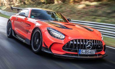 Mercedes-AMG GT Black Series-Nurburgring