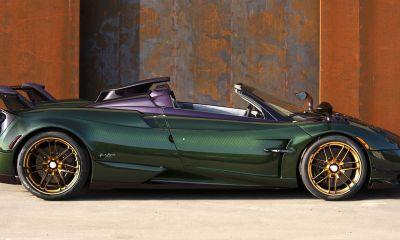Pagani Huayra Roadster BC-purple-green-carbon-2