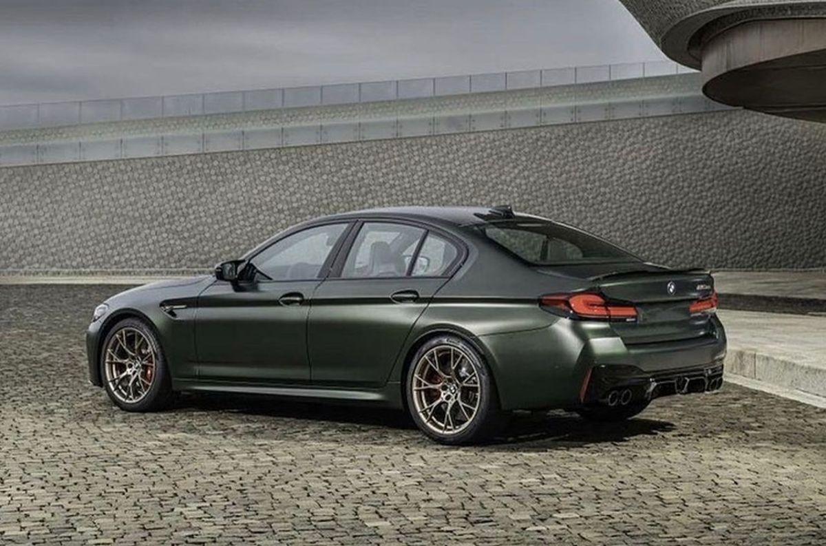 BMW M5 CS-просочившееся изображение-2
