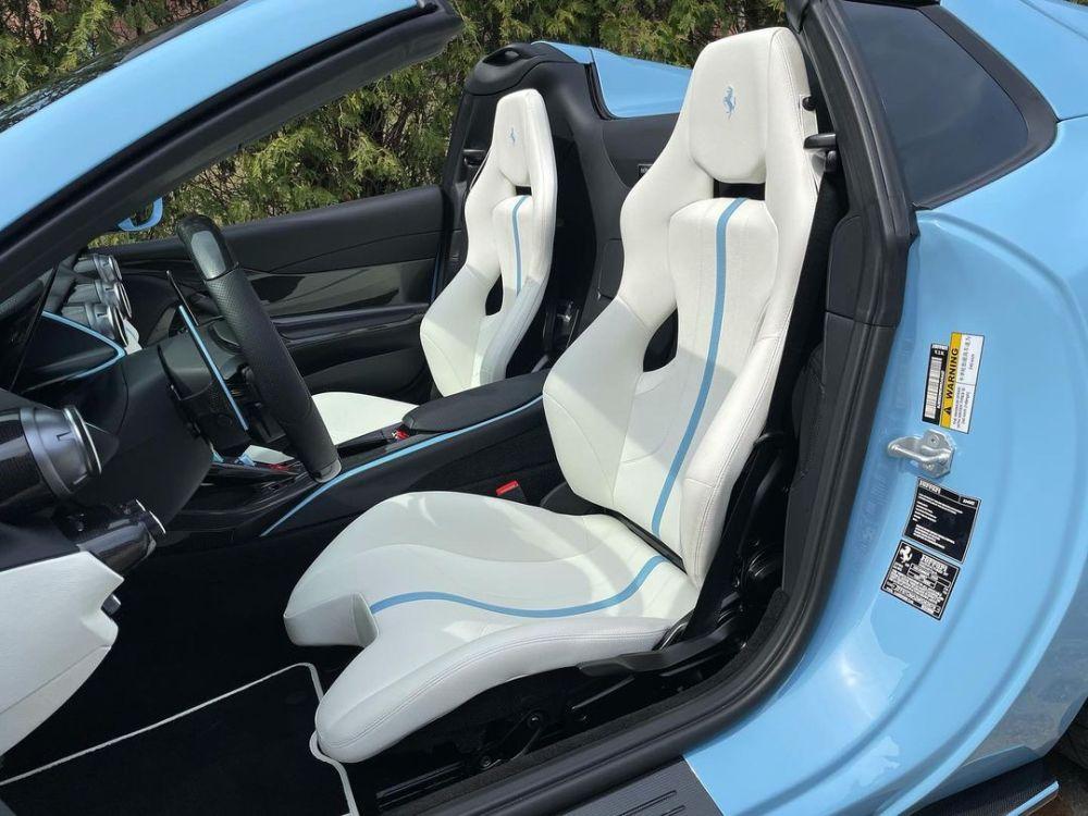 Baby Blue Ferrari 812 GTS-Tailormade-US-3