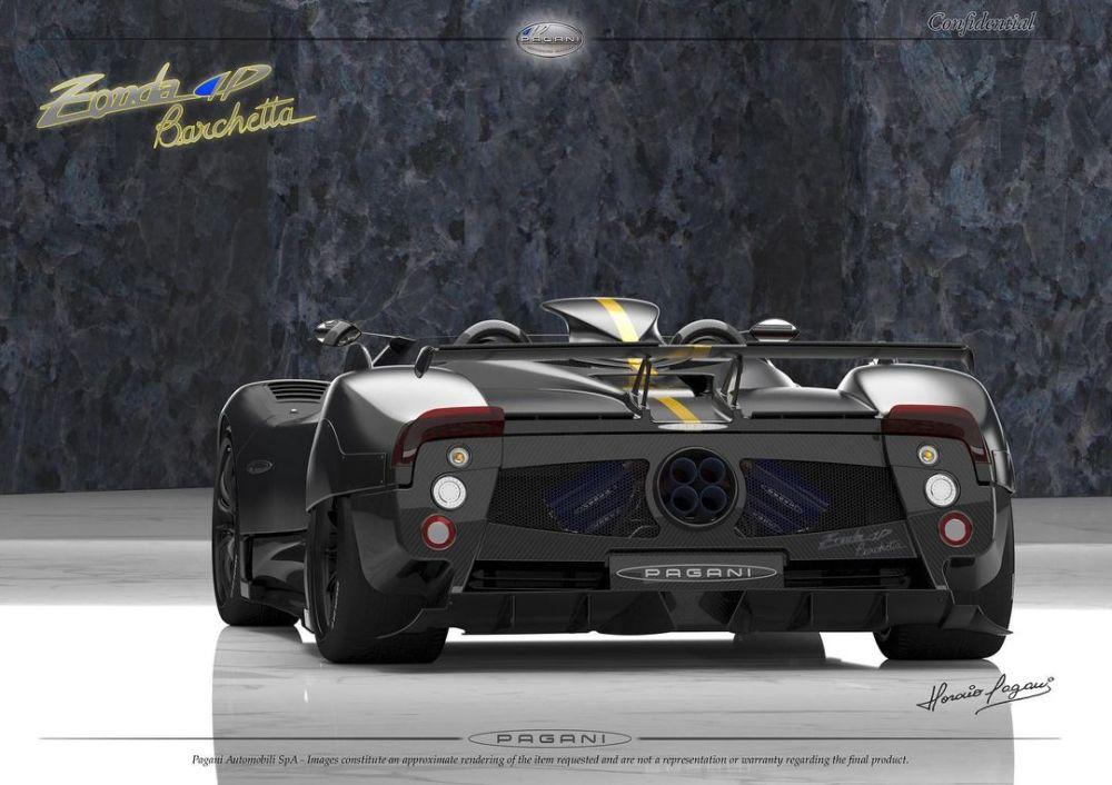 Pagani Zonda HP Barchetta-TopCar Design-5