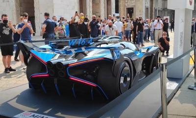 Bugatti Bolide-MIMO 2021