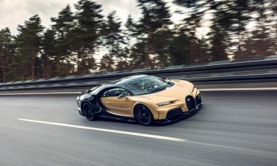 Bugatti Chiron Super Sport-High-Speed-Test-1