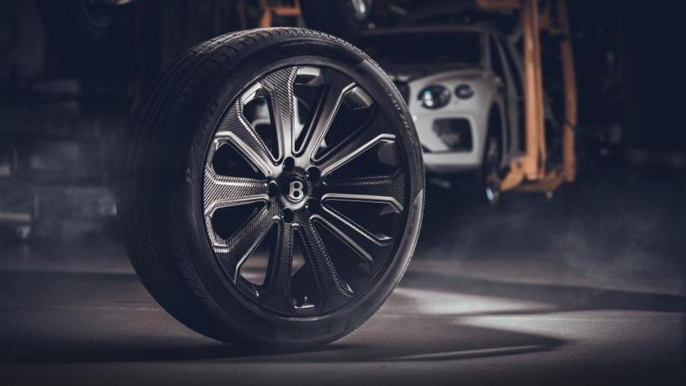 Bentley Bentayga Carbon Fibre Wheels-3