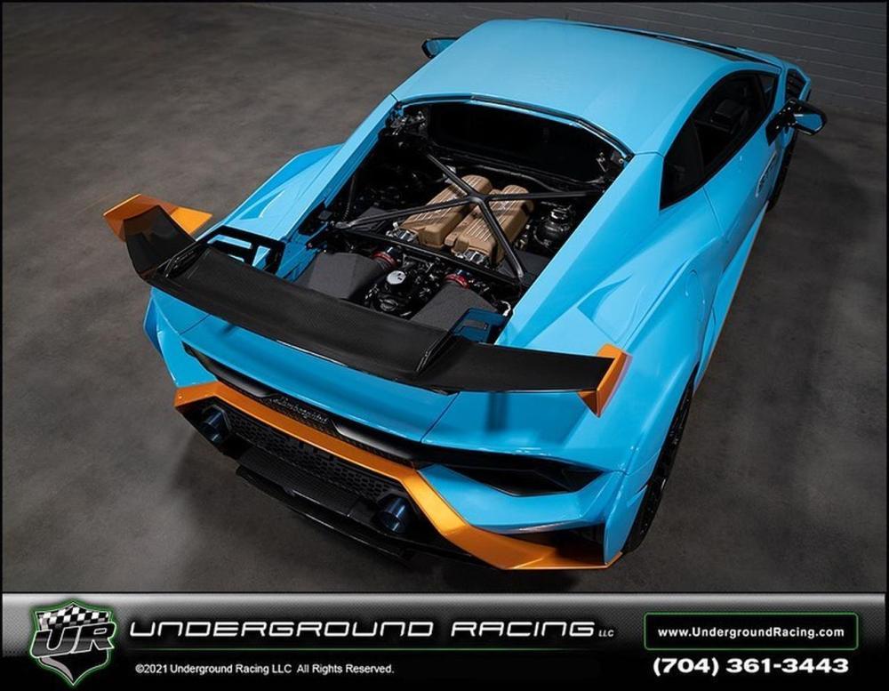 Twin-Turbo Lamborghini Huracan STO Underground Racing-1