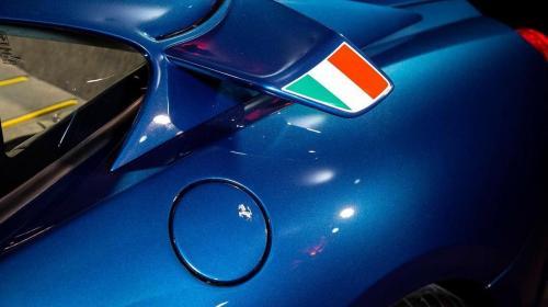 Ferrari 599 GTO-Blue Heritage Livery-5