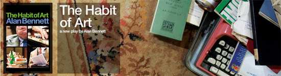The Habit of Art - Banner
