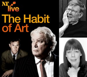 The Habit of Art - Programme and portraits