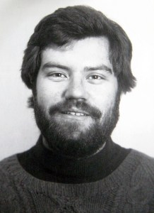 About: Myself, vintage 1980/81. Without glasses. (Oh, vanity!)